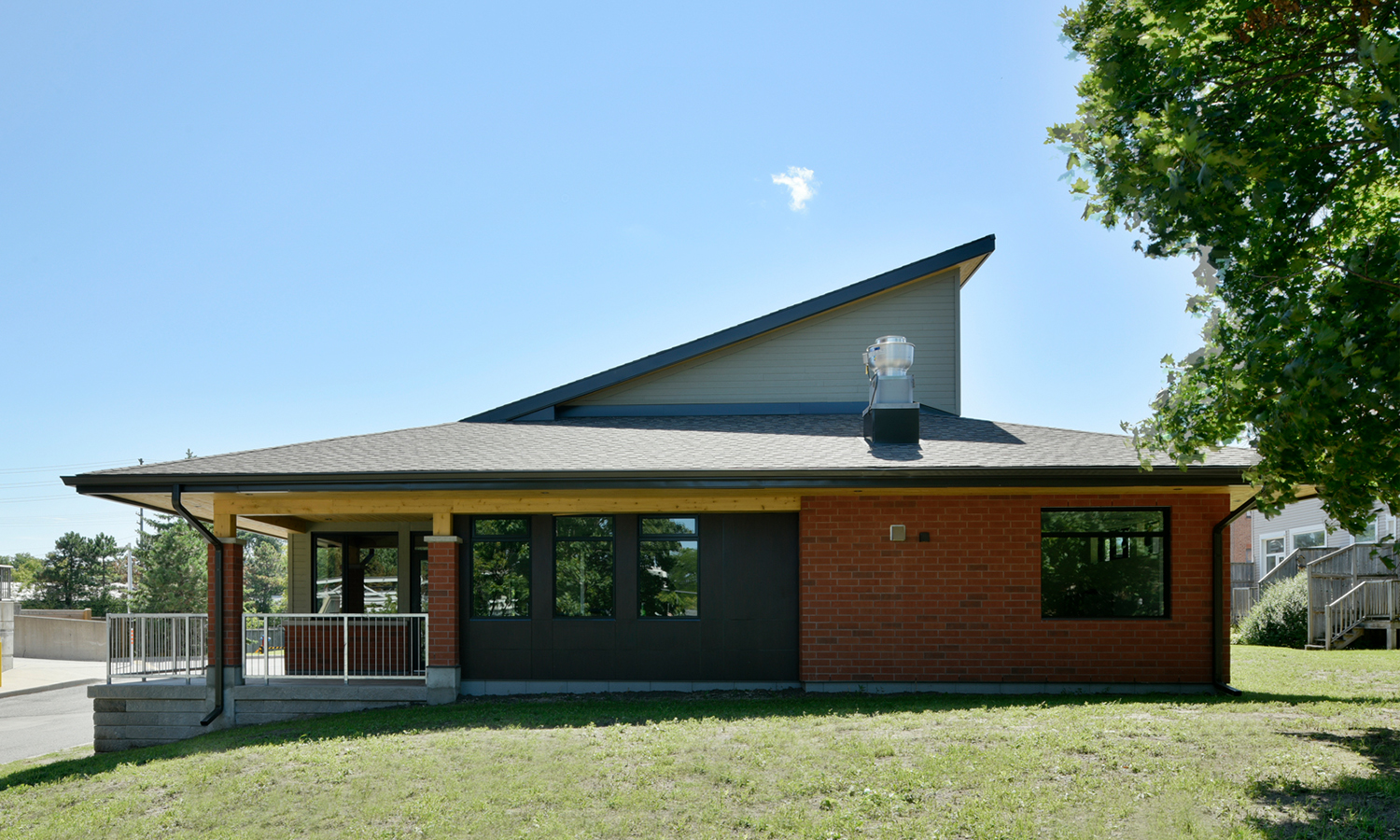 Scott Hill Van Lang Community Centre