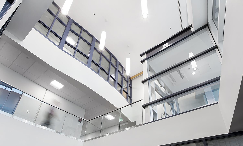 Carleton University CTTC Building Renewal