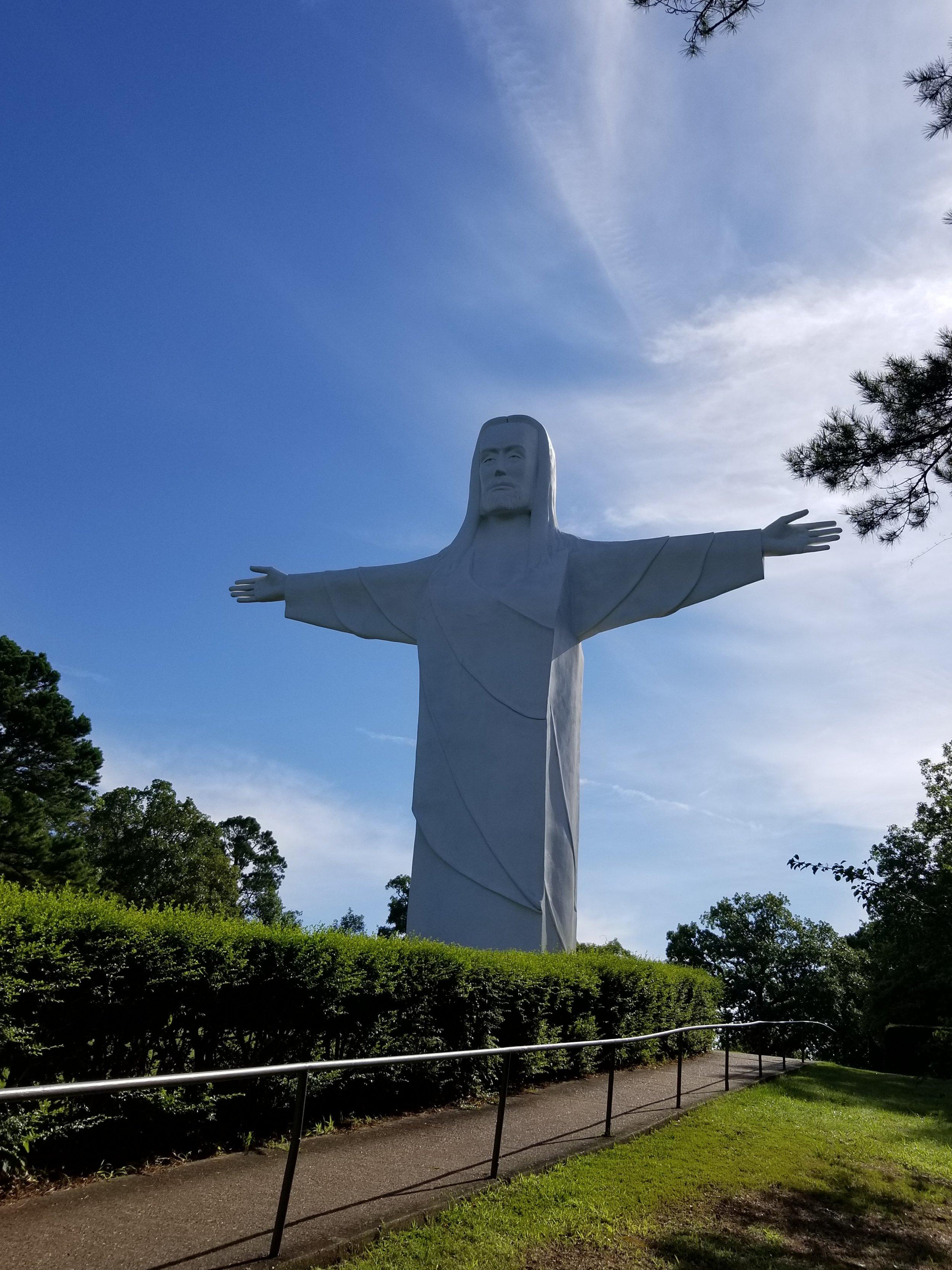 Christ of the Ozarks, Arkansas
