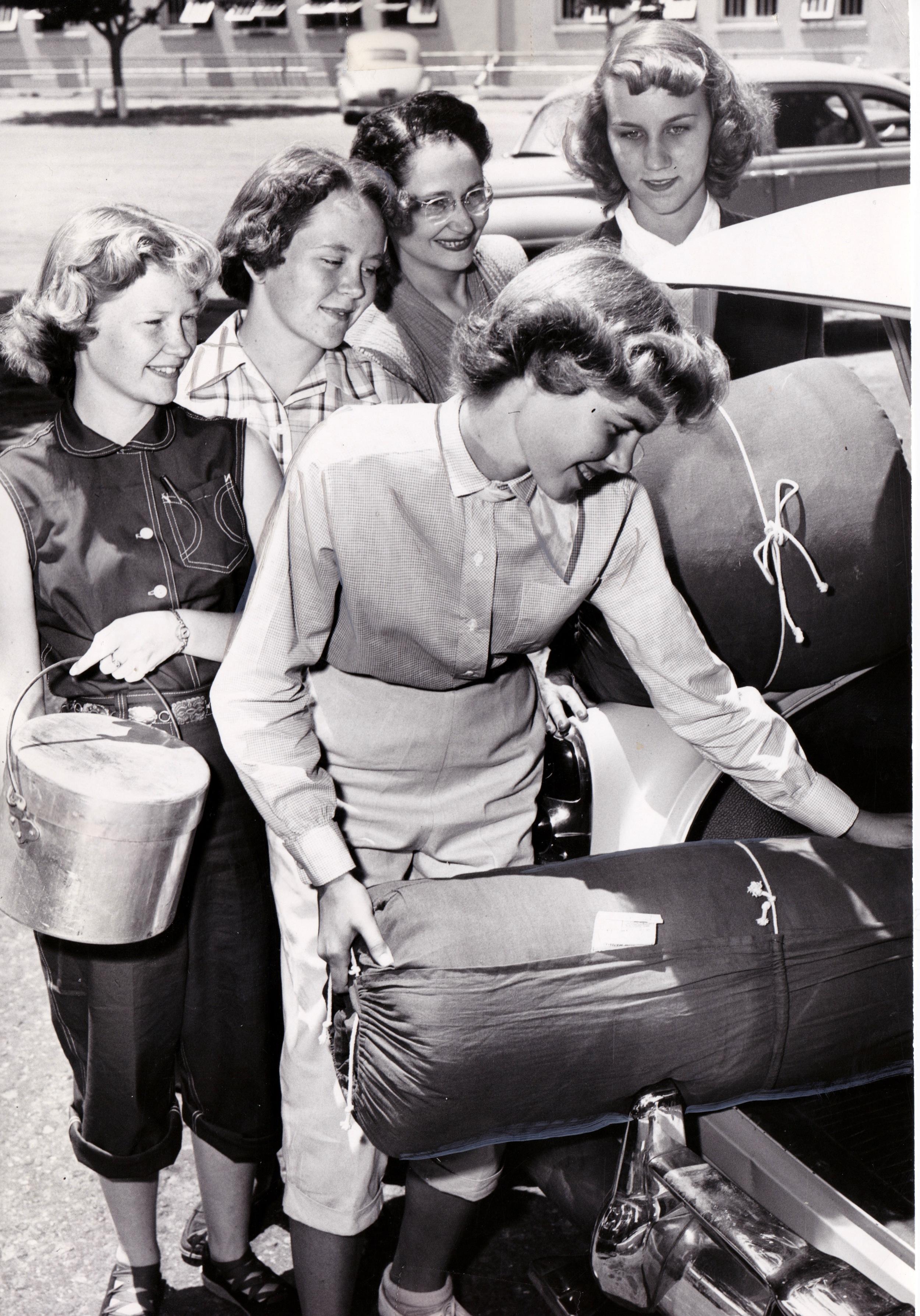 Girls packing for camp, 19502-2.jpg