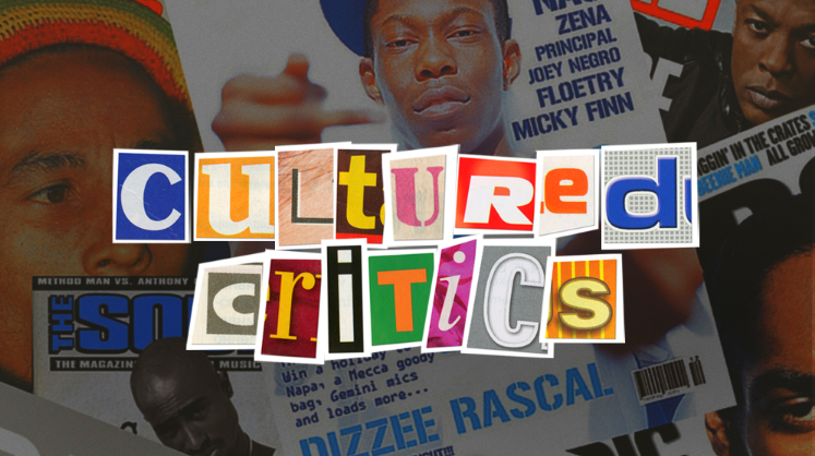 Cultured Critics Podcast - Topical Music and Entertainment Podcast