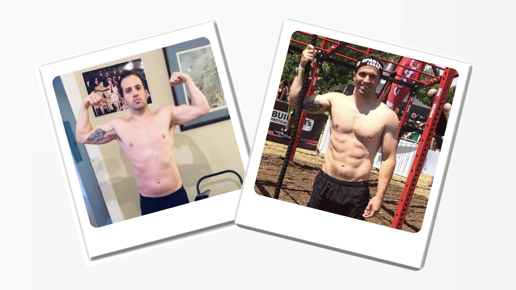 Built 6lbs of muscle - Blake shy , 36