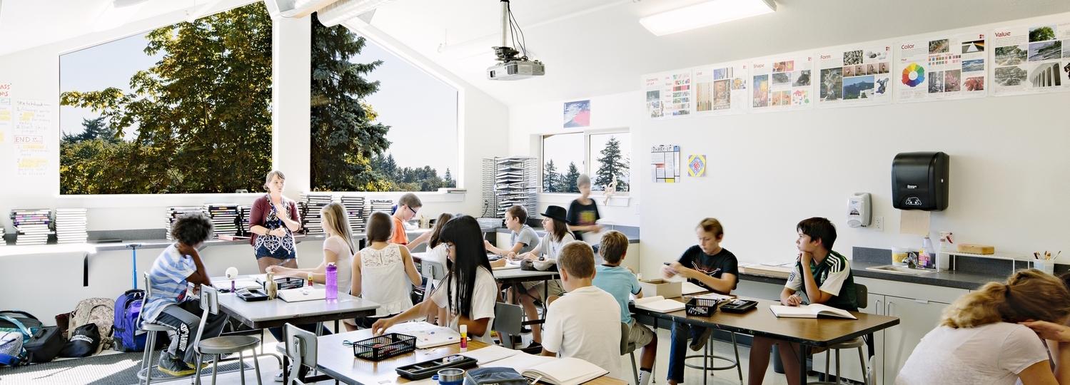 French American International School, Portland, OR