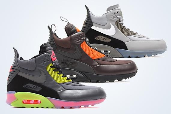 Nike Air Max 90 SneakerBoot (2014)