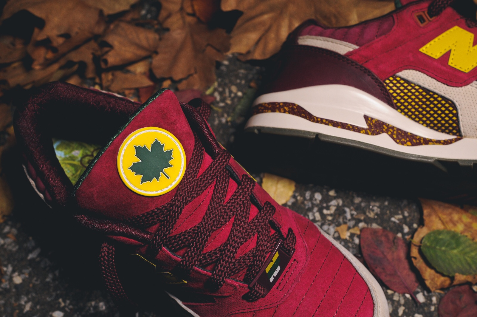 """The Ronnie Fieg x New Balance 530 """"Central Park"""" will be available this Friday, November 28th, for a retail of $185 USD."""