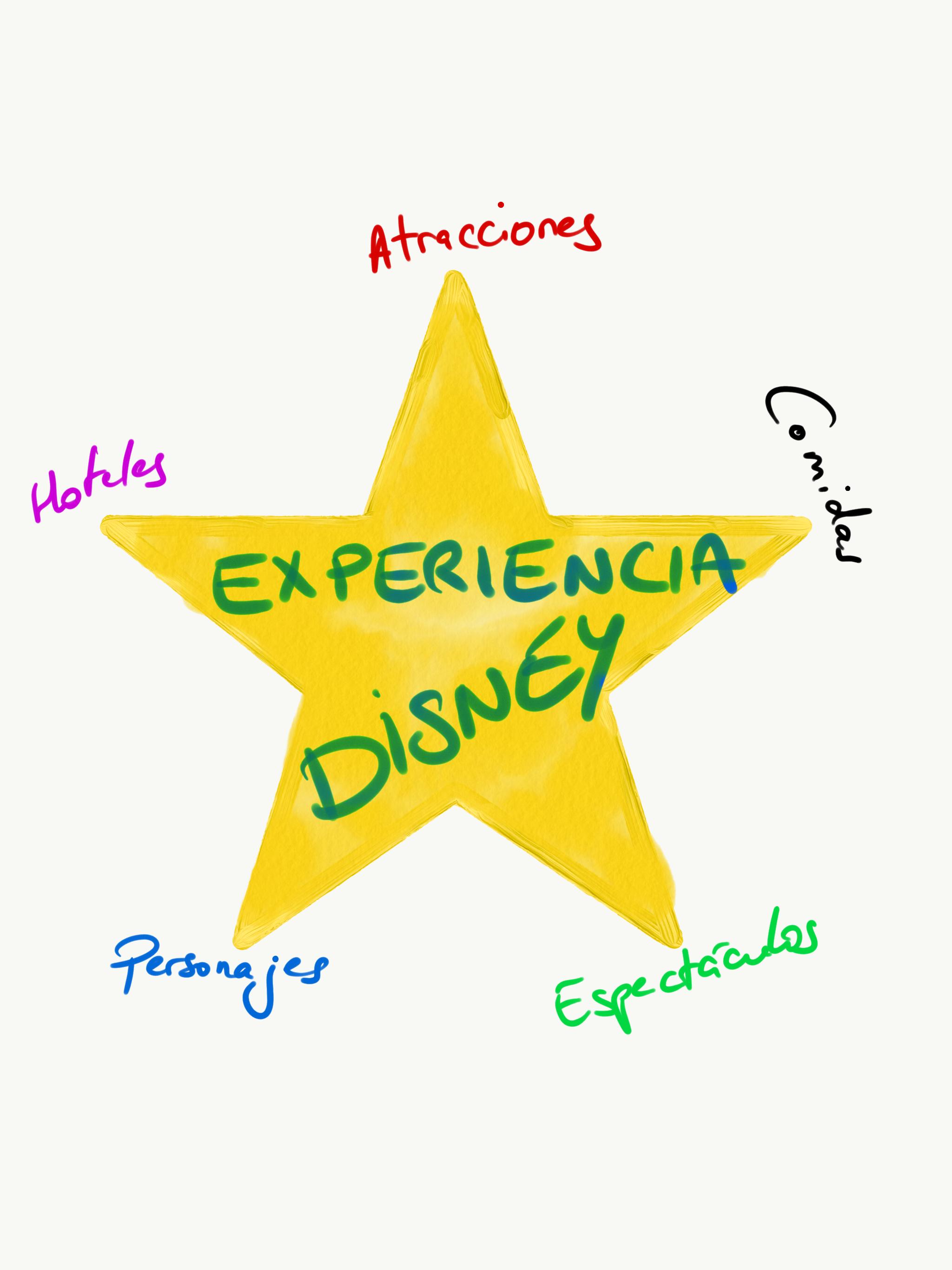 La Experiencia Disney como concepto integral