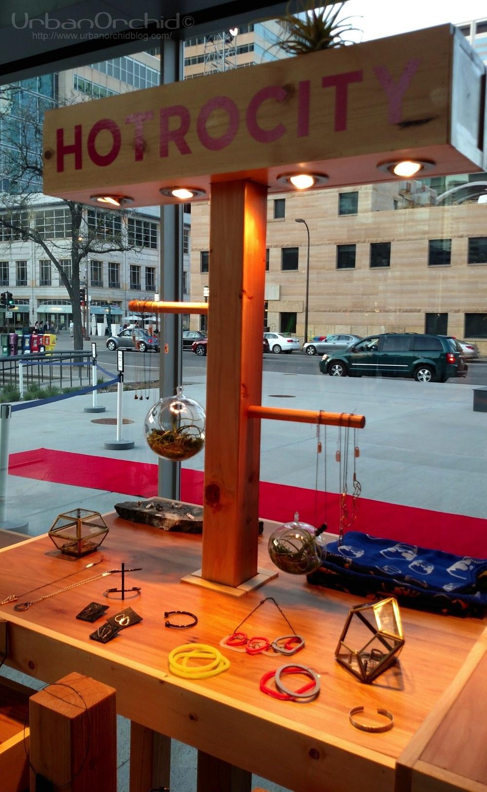 Hotrocity pop-up shop at Envision Spring 2015.