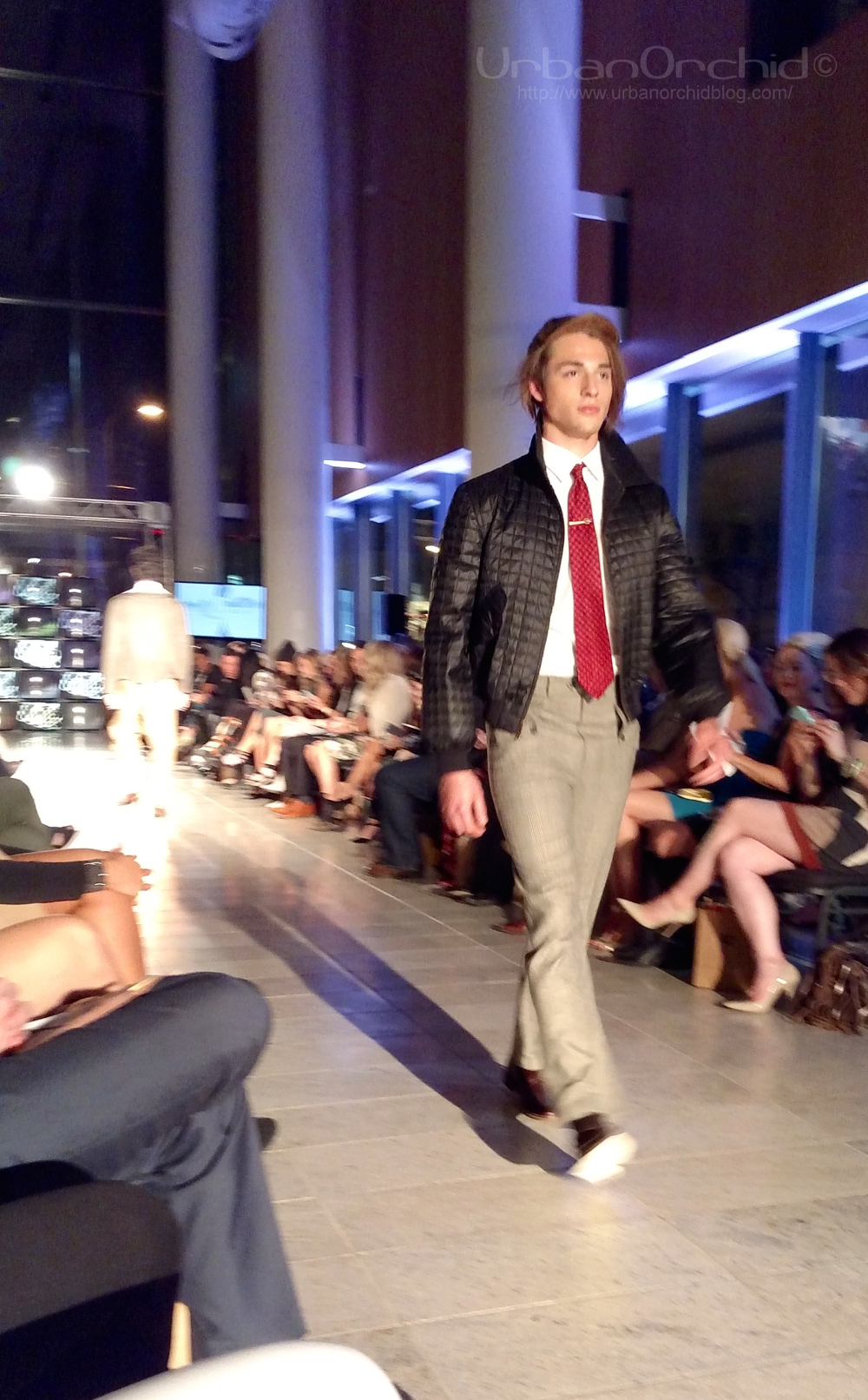 Digging this menswear look by  Russell Bourrienne .