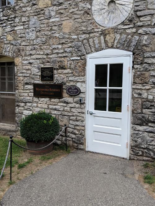 Historic stone building