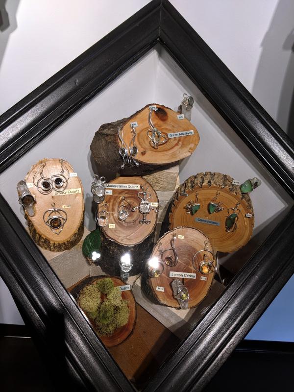 Jewelry from Savané Silver