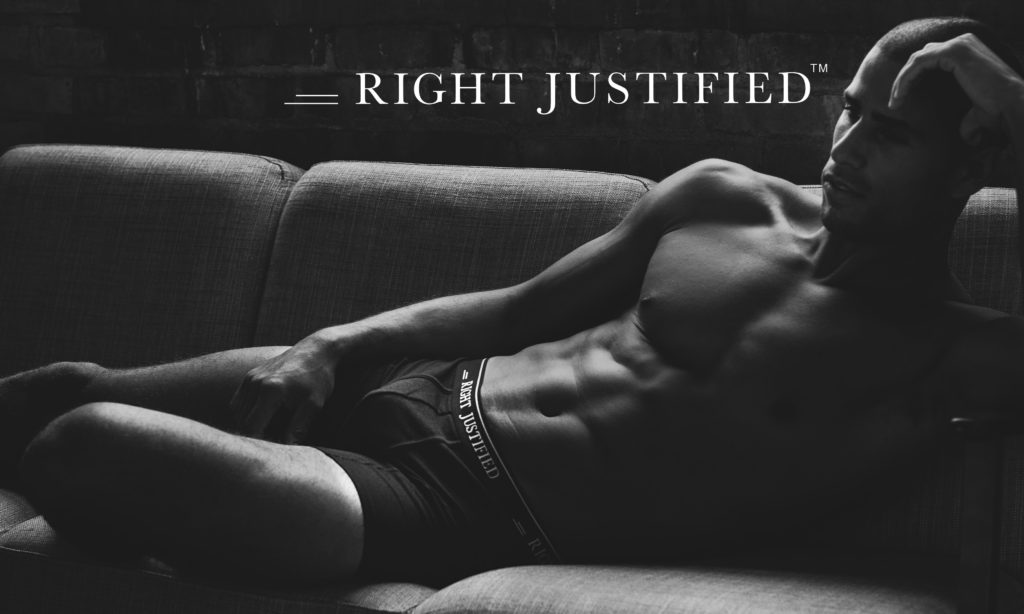Image from  Right Justified  by Ini Iyamba