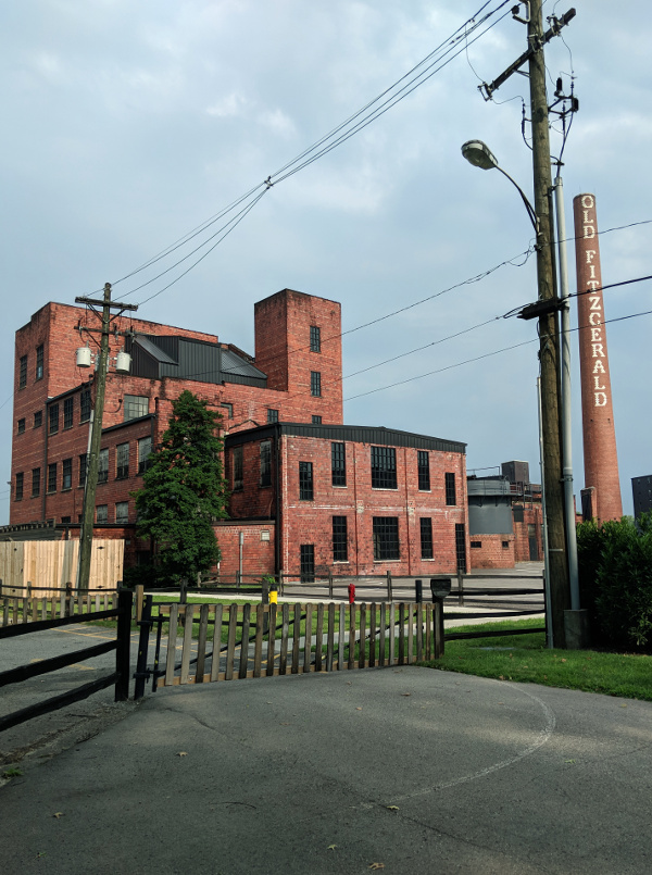 Historic Stitzel-Weller Distillery