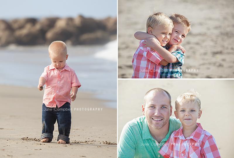 Ventura Beach Photographer - Julie Campbell Photography