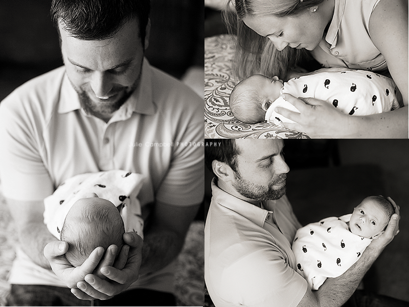 Newborn Photography in Ventura California - Julie Campbell Photography