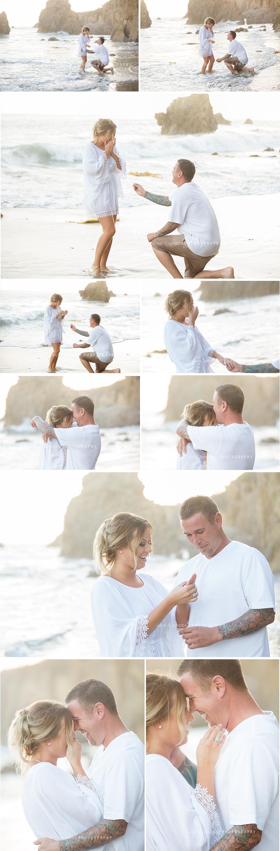 Family Portraits at the Beach Ventura