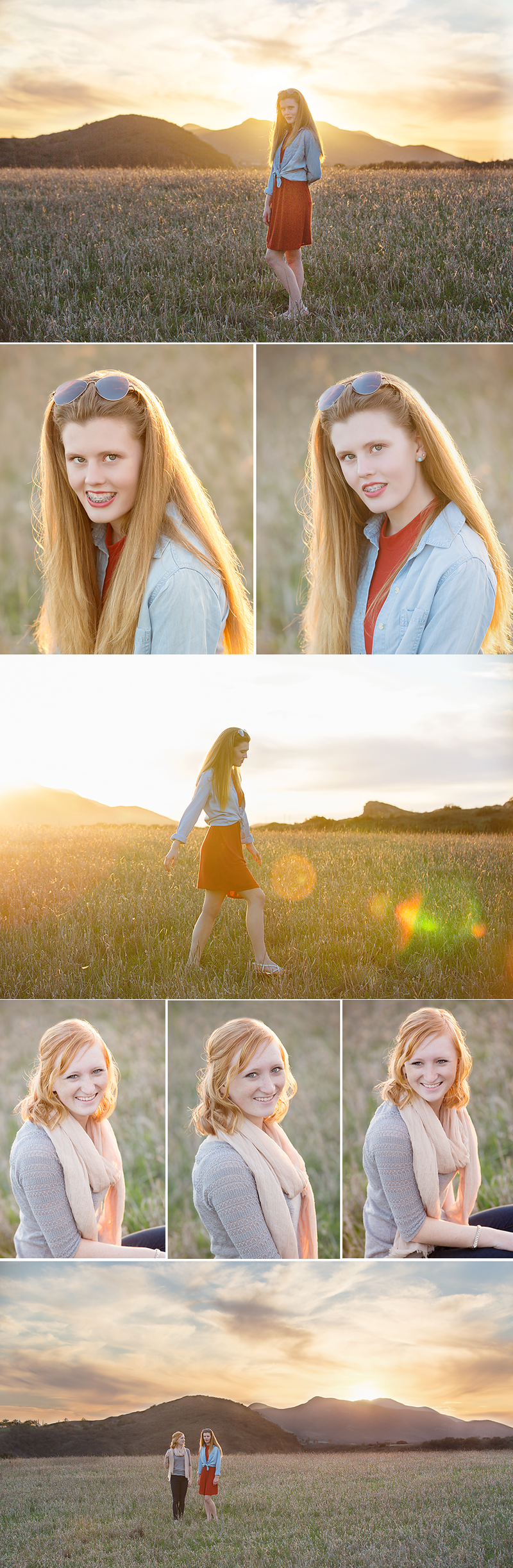 Thousand Oaks senior photographer