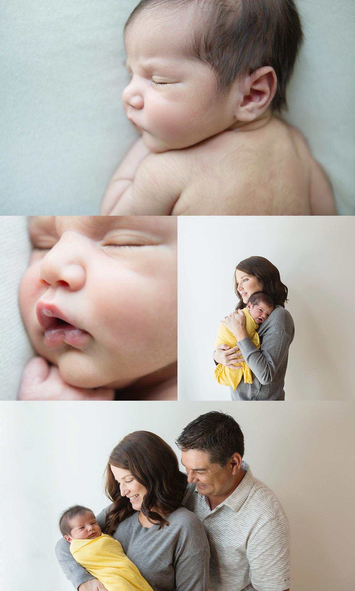 Best Ventura County Newborn Photographer