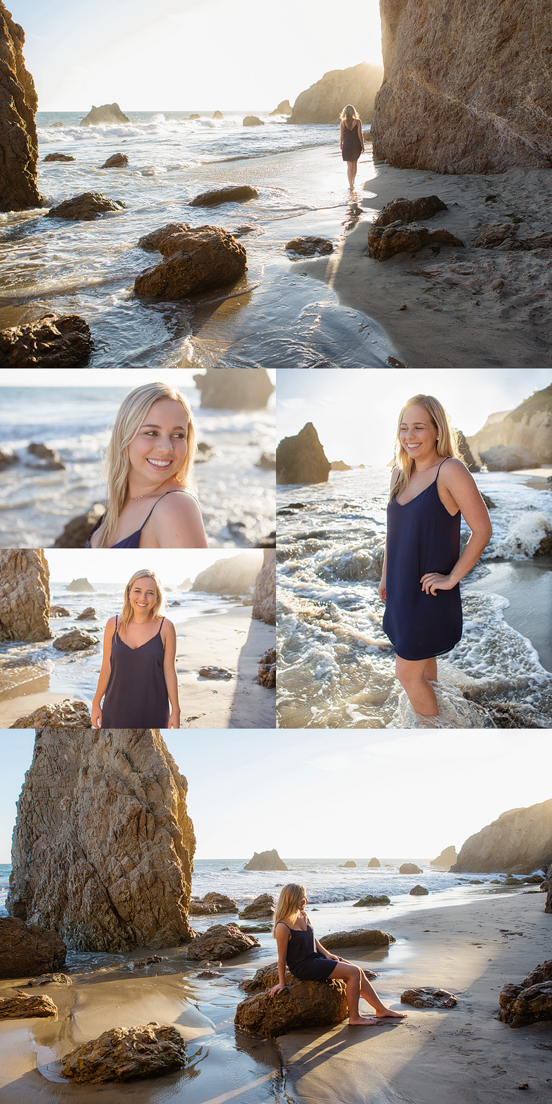 Thousand Oaks High school senior portraits
