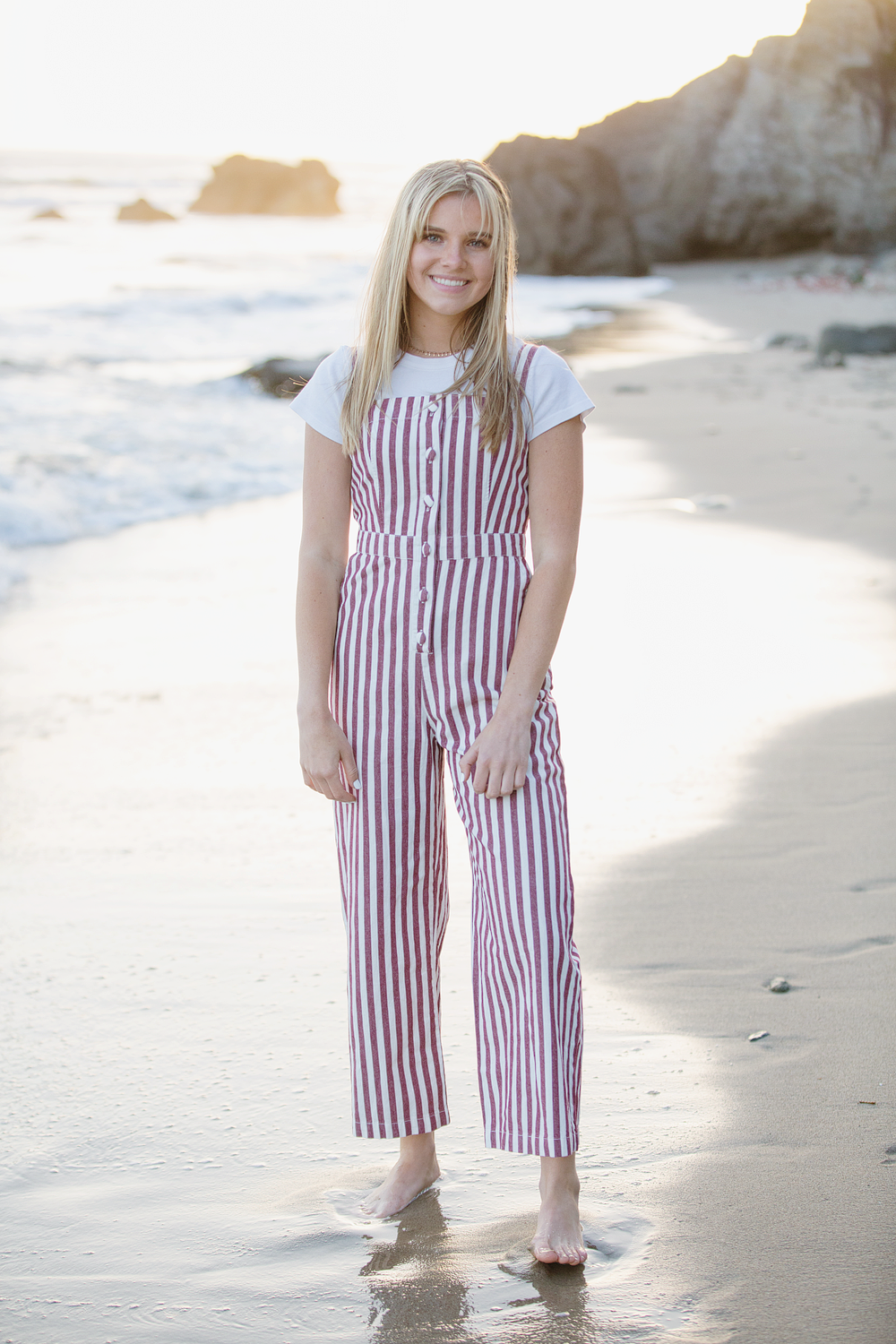 Malibu senior photographer
