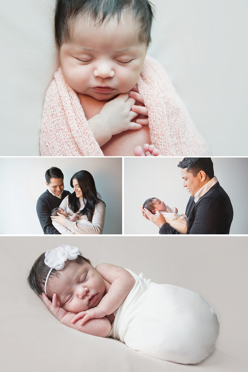 Westlake village newborn photographer