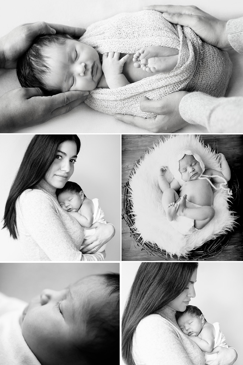 newborn photographer Thousand Oaks California