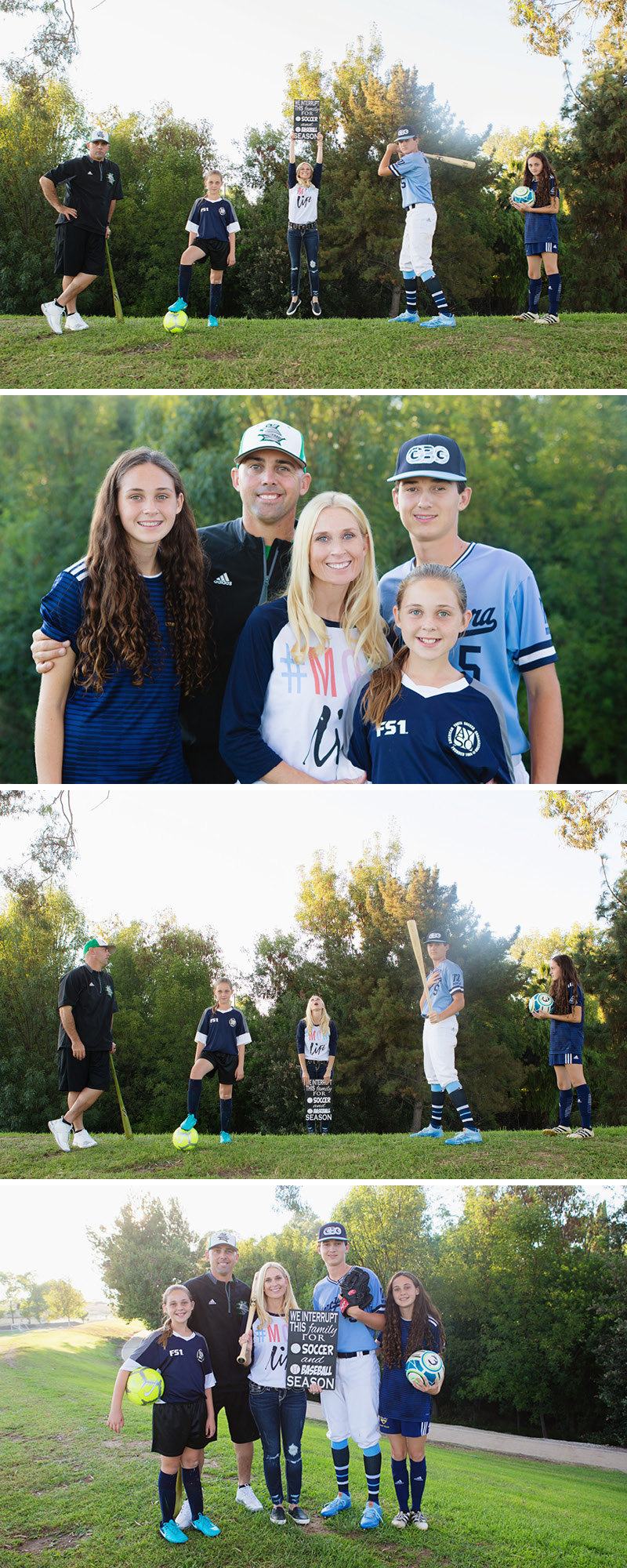 Unique family photos Thousand Oaks California