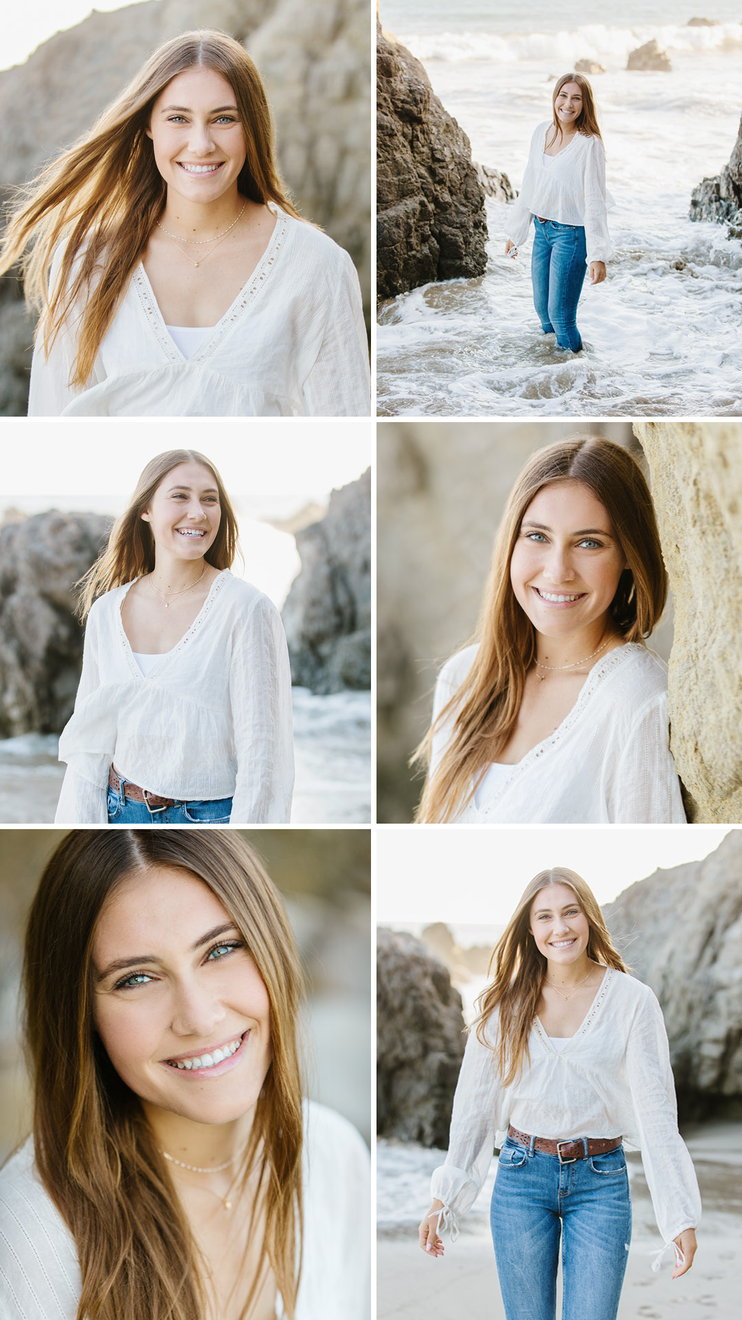 Ventura County senior portrait photographer