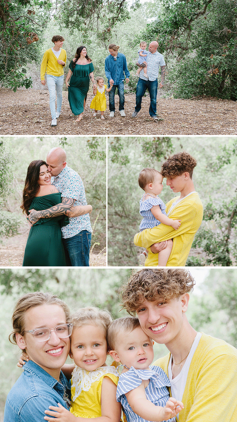 Thousand Oaks professional family photographer