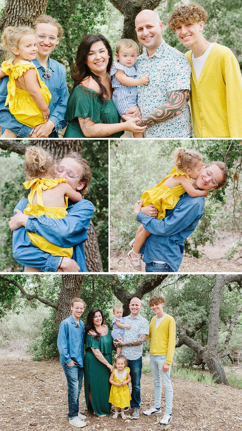 Camarillo professional family photographer