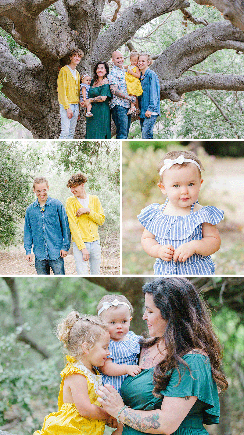 Ventura County  professional family photographer