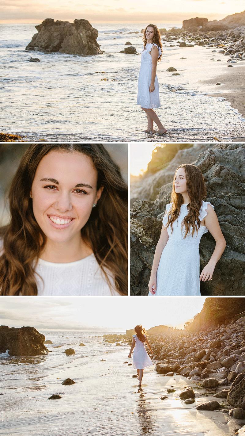 Camarillo beach senior professional photographer