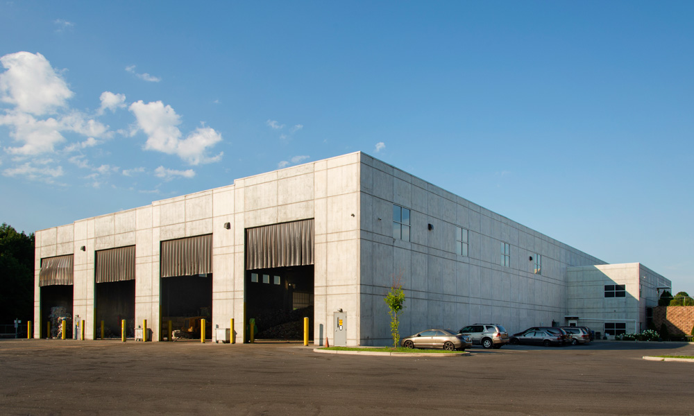 Hudson Baylor Recycling Center in Beacon, NY