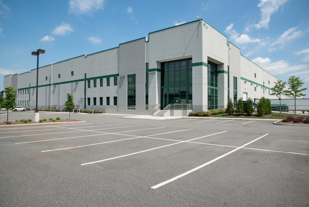 Prologis Building 3 in Secaucus, NJ