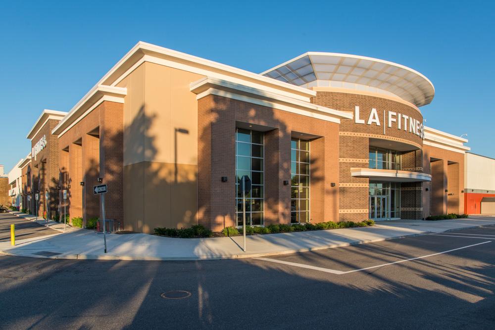 LA Fitness - Garden City, NY