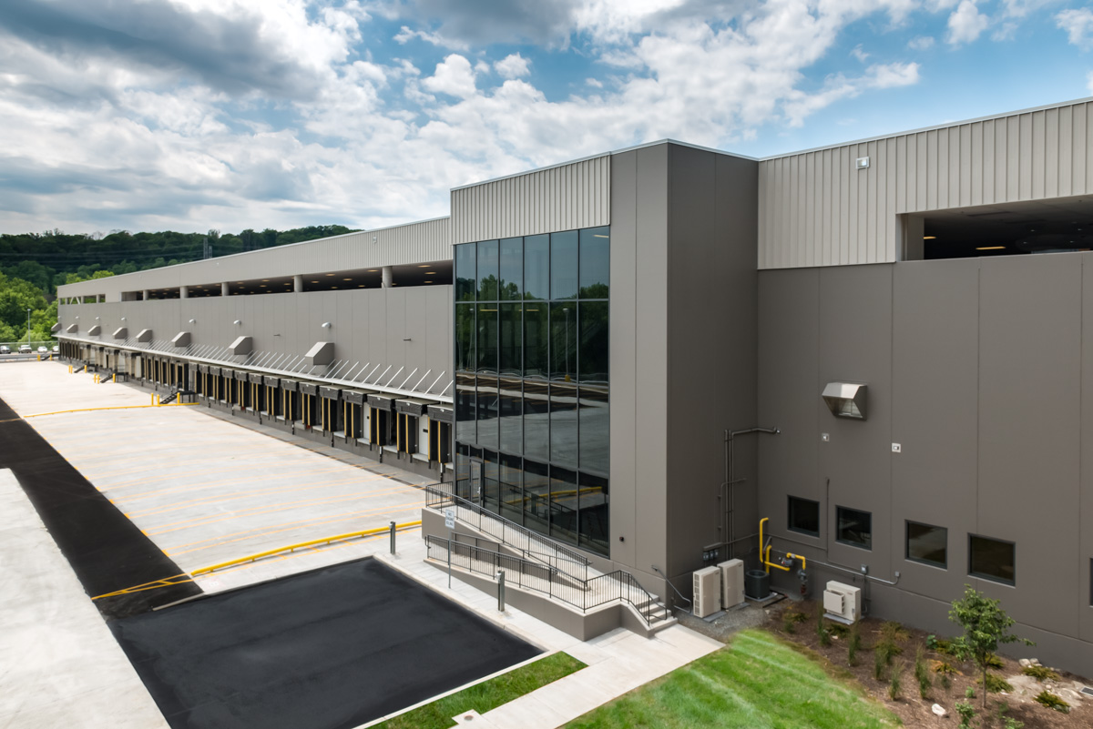 FedEx Distribution Center in Elmsford, NY