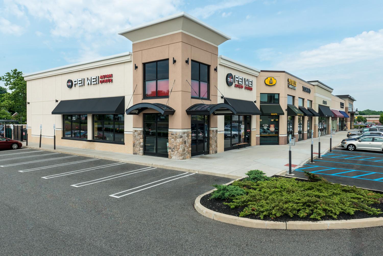 Maywood Retail - BTC