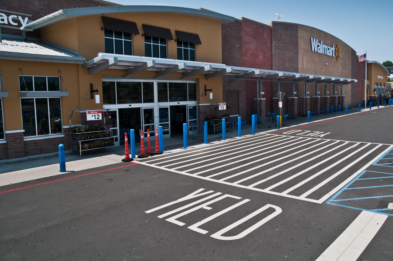 Walmart Big Box Retail - Garfield, NJ