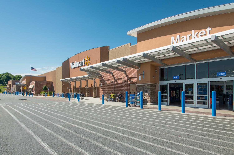 Walmart Big Box Retail - Phillipsburg, NJ