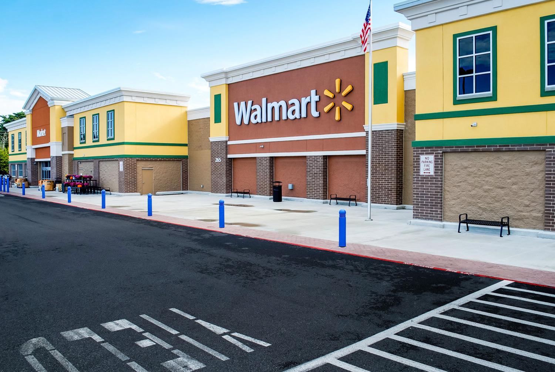 Walmart Expansion-Commercial Retail Building - Berlin, NJ