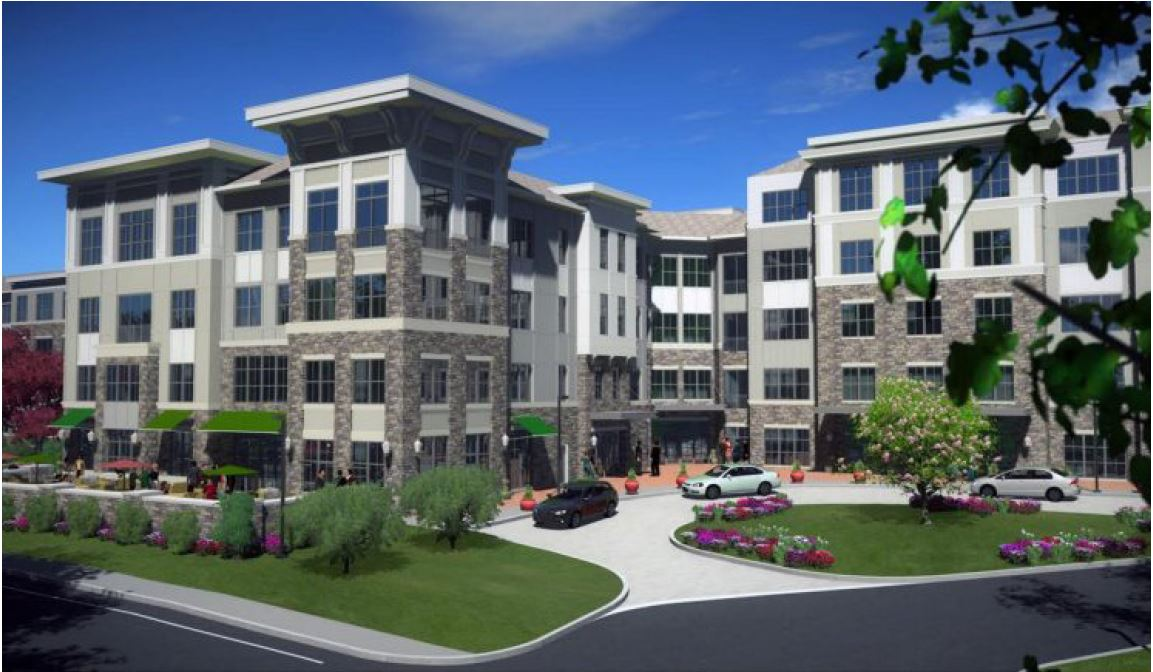 Carraway Luxury Apartments in Harrison, NY Project by March Construction