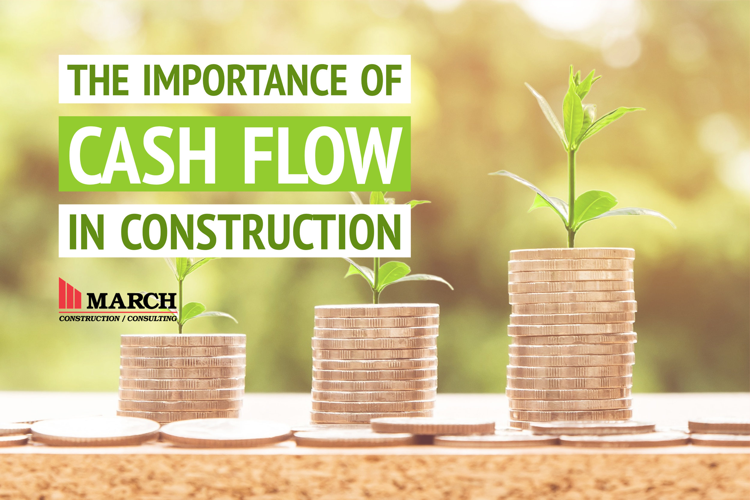 Toolbox: The Importance of Cash Flow in Construction by Artan Balaj - March Construction