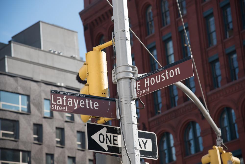 300 Lafayette St Office in Soho, New York
