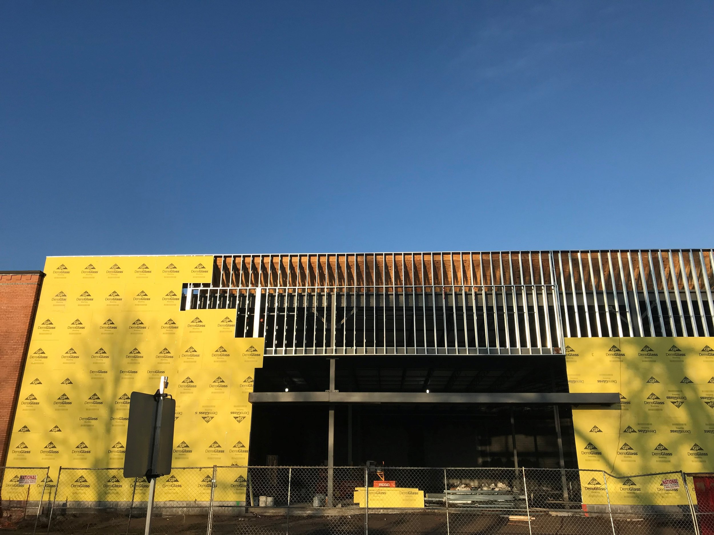 Paramus Retail Center built by March Construction