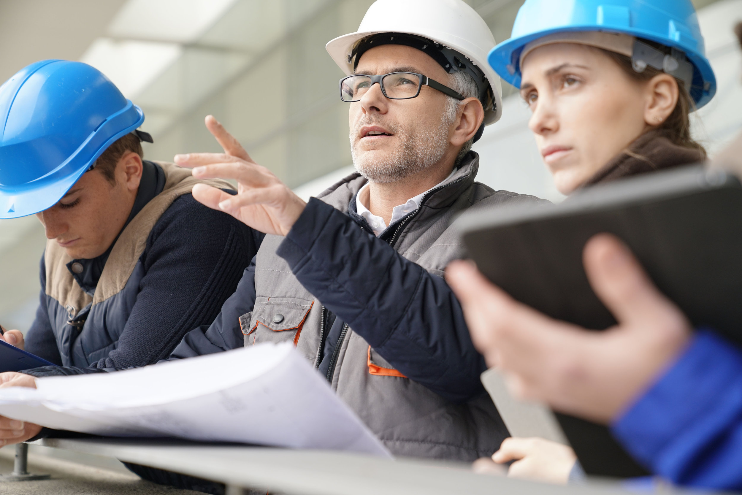 Steps to a Successful Construction Project Closeout by Project Manager Bill Serafin at March Construction