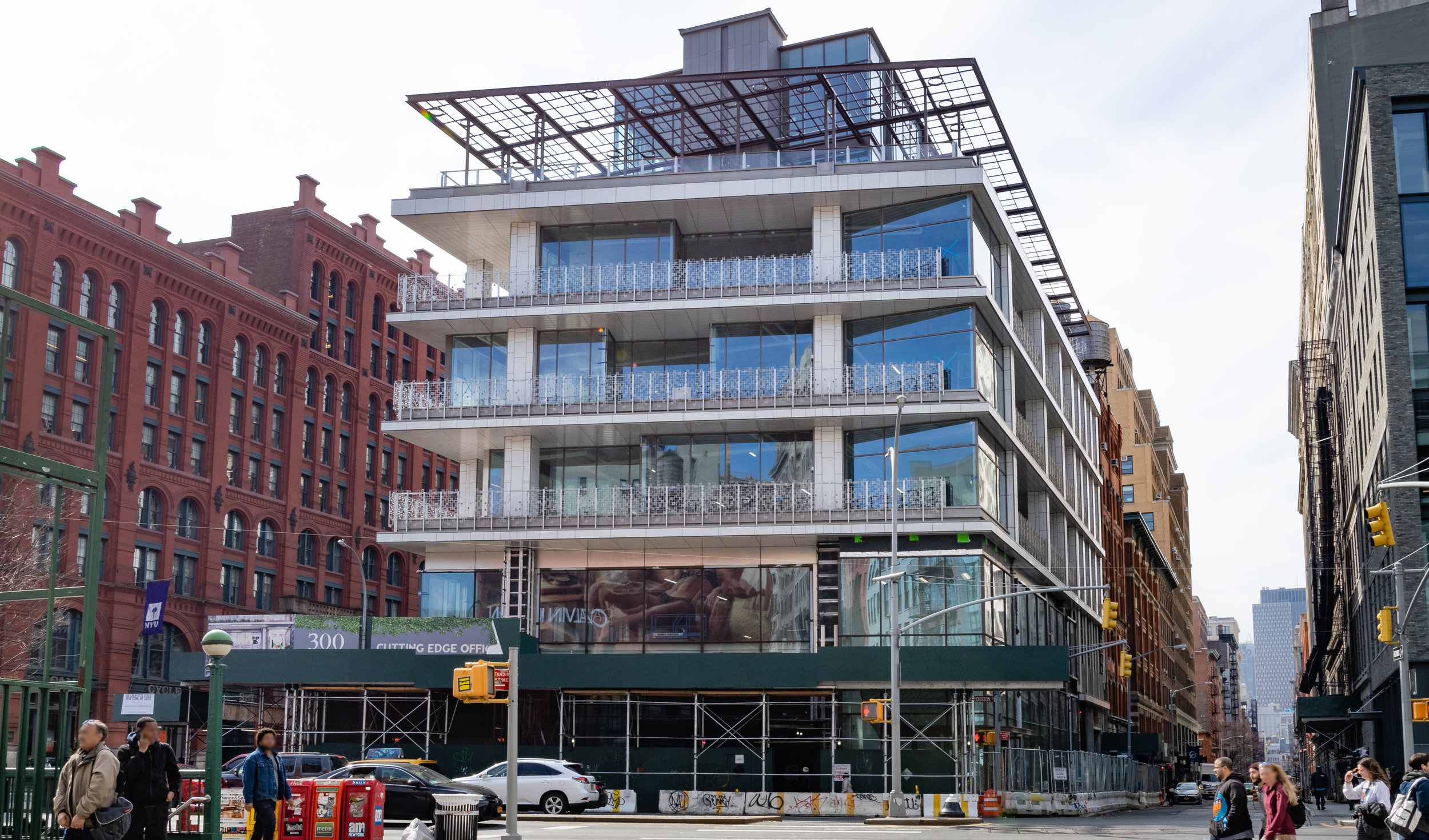 300 Lafayette St Soho Manhattan Project Update