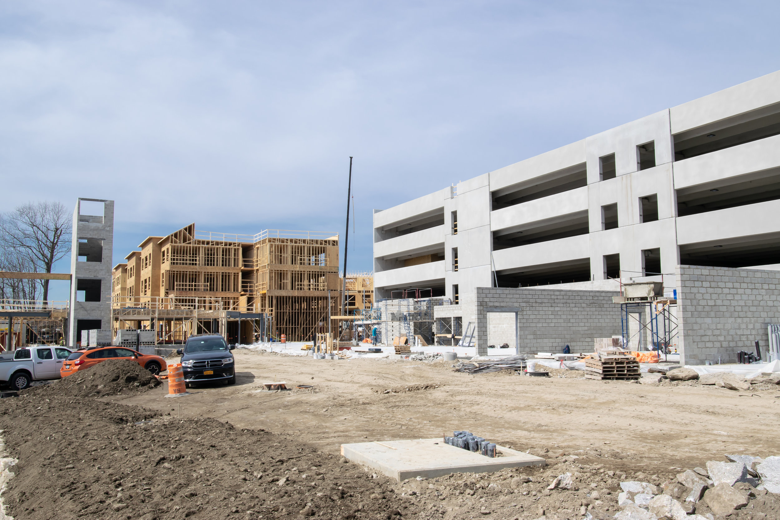 Carraway Apartments Project by March Construction