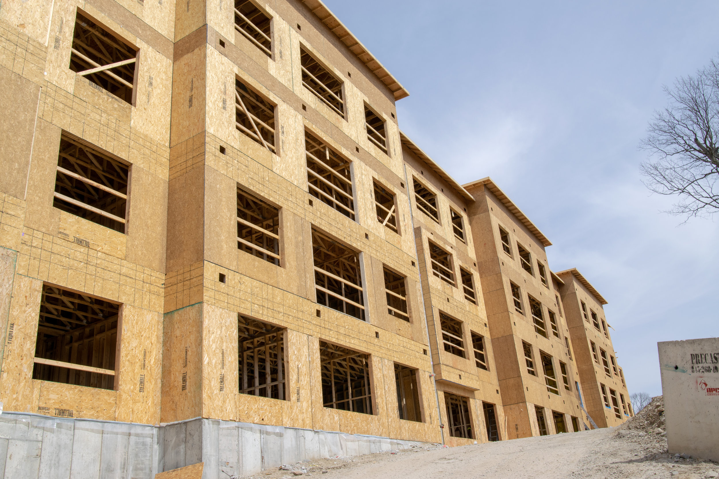 Carraway Apartments built by March Construction