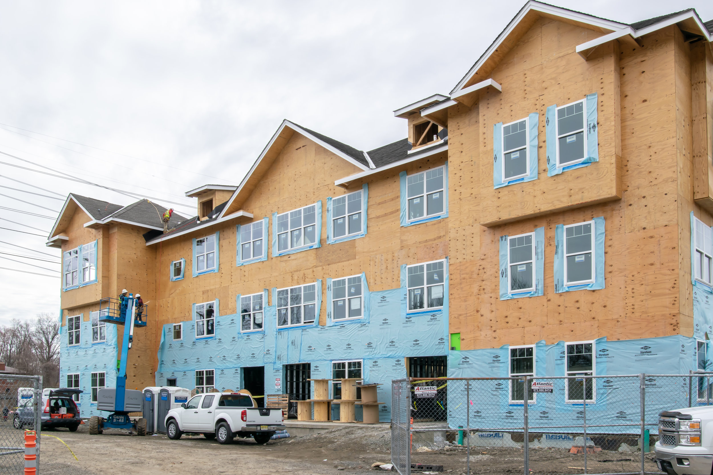 March Construction Builds Capitol Seniors Housing in New York The Chelsea at Greenburgh