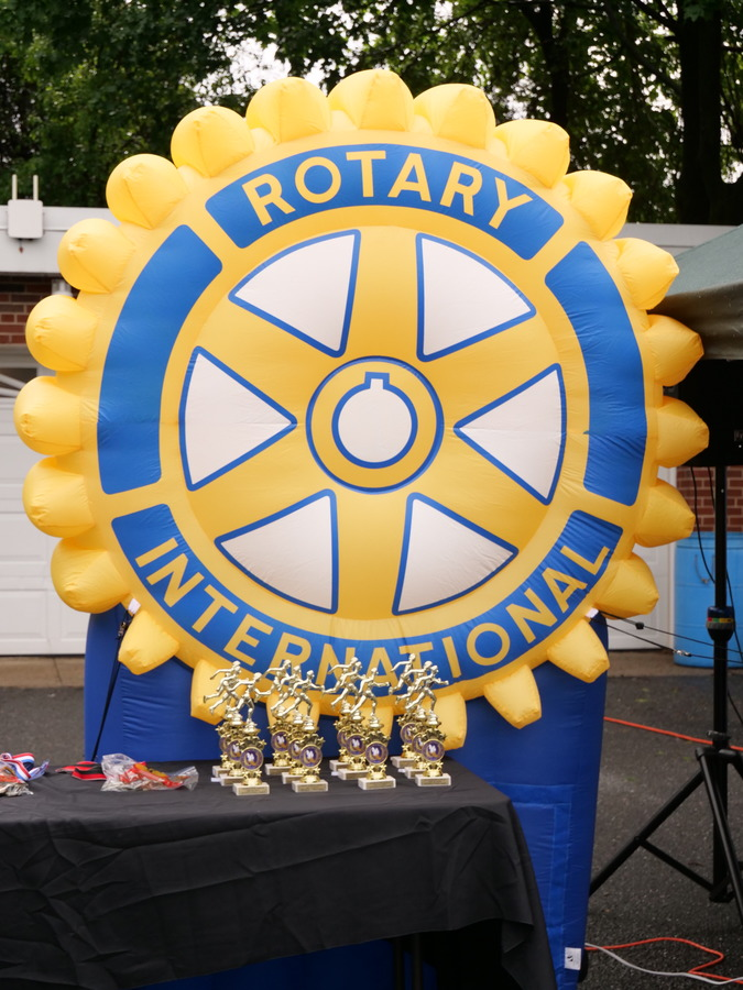 March Construction to Sponsor Wayne Rotary 5k Family Fun Run / Walk Sat May 18th