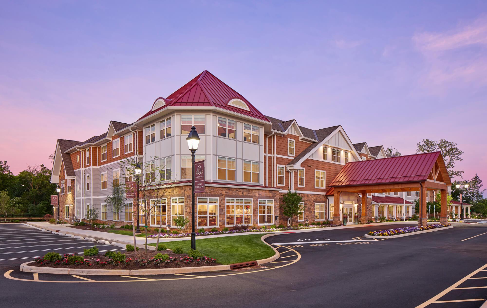 Capitol Seniors Housing Shrewsbury, NJ